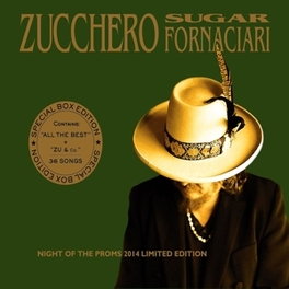 ALL THE BEST - ZU&CO SPECIAL 2CD EDITION WITH 2 BESTSELLER ALBUM ZUCCHERO, CD