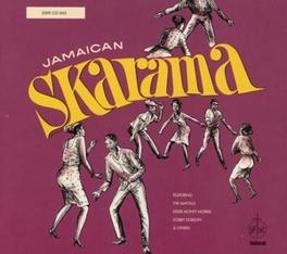 JAMAICAN SKARAMA V/A, CD