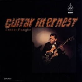 GUITAR IN ERNEST ERNEST RANGLIN, Vinyl LP