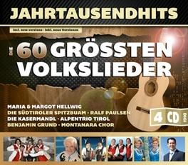 JAHRTAUSENDHITS-DIE 60 GR V/A, CD