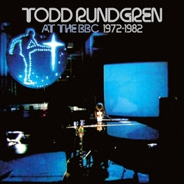 AT THE BBC 1972-1982 4 DISC CLAMSHELL BOXSET EDITION (3CD+DVD) TODD RUNDGREN, CD