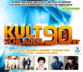 KULTSCHLAGER DER 90ER V/A, CD