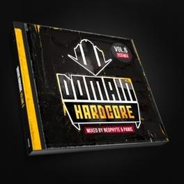 DOMAIN HARDCORE VOL.6 V/A, CD