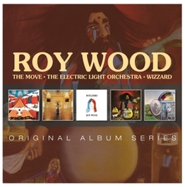 ORIGINAL ALBUM SERIES ROY WOOD, CD