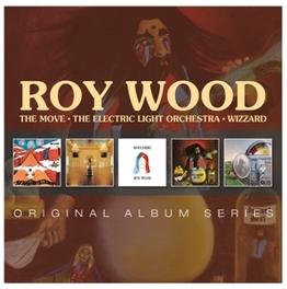 ORIGINAL ALBUM SERIES ROY WOOD, CD
