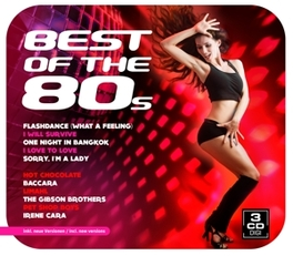BEST OF THE 80S V/A, CD
