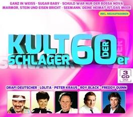 KULTSCHLAGER DER 60ER V/A, CD