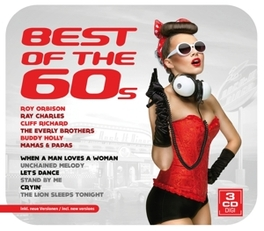 BEST OF THE 60S V/A, CD