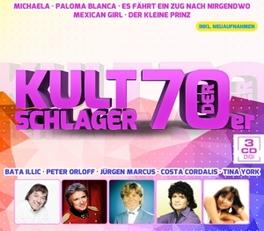 KULTSCHLAGER DER 70ER V/A, CD