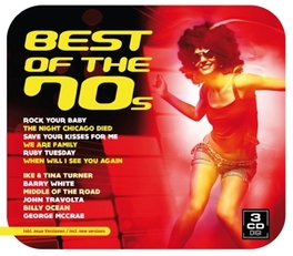 BEST OF THE 70S V/A, CD