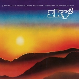 SKY 2 -CD+DVD- REMASTERED & EXPANDED 1980 ALBUM SKY, CD