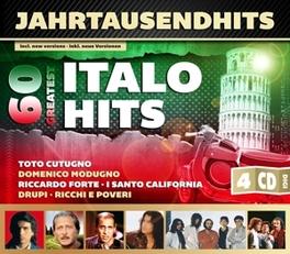 JAHRTAUSENDHITS-60.. .. GREATEST ITALO HITS V/A, CD