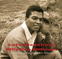 LET'S MISBEHAVE BILLY DEE WILLIAMS, CD