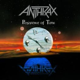 PERSISTENCE OF TIME Audio CD, ANTHRAX, CD