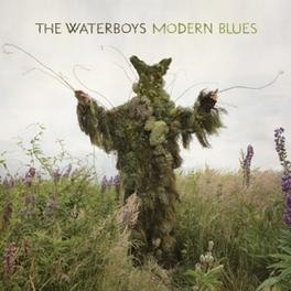 MODERN BLUES *11TH ALBUM FOR U.K. FOLK-ROCKERS REC. IN NASHVILLE* WATERBOYS, CD