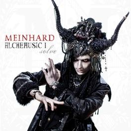 ALCHEMUSIC I-SOLVE MEINHARD, CD