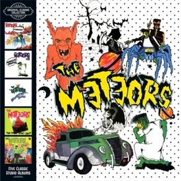 ORIGINAL ALBUMS.. .. COLLECTION METEORS, CD