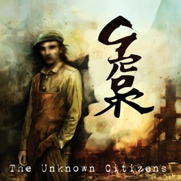UNKNOWN CITIZENS GRORR, CD