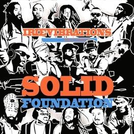 SOLID FOUNDATION IRIEVIBRATIONS, Vinyl LP