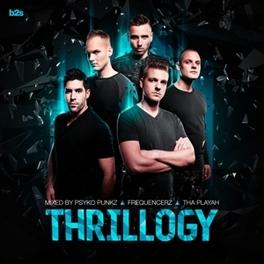 THRILLOGY V/A, CD