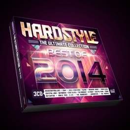 HARDSTYLE THE ULTIMATE.. .. COLLECTION - BEST OF 2014 V/A, CD