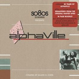 SO8OS PRESENTS... CURATED BY BLANK & JONES ALPHAVILLE, CD