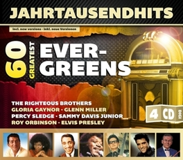 JAHRTAUSENDHITS-60 GREATE V/A, CD