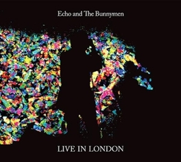 LIVE IN LONDON -DIGI- *RECORDED AT SHEPHERD'S BUSH EMPIRE, JUNE 8TH 2014* ECHO AND THE BUNNYMEN, CD