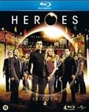Heroes - Seizoen 4, (Blu-Ray)