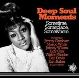 DEEP SOUL MOMENTS FT. JIMMY GRESHAM, LITTLE ALICE, JOHNNY WILSON A.O. V/A, CD