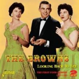 LOOKING BACK TO SEE THE FIRST 4 ALBUMS 1957-1960 BROWNS, CD