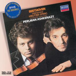 SONATA SPRING & KREUTZER W/ITZHAK PERLMAN, ASHKENAZY Audio CD, L. VAN BEETHOVEN, CD