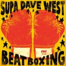 BEAT BOXING SUPA DAVE WEST, CD