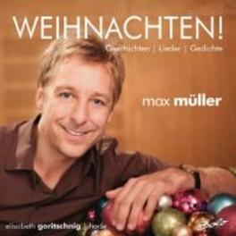 SO VIEL LICHT WEGEN EINEM KIND-WEIHNACHTEN IN EU Max Müller, CD