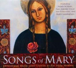 SONGS OF MARY -.. .. MARY-DEVOTIONAL MUSIC AND CHANTS V/A, CD