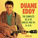 COMPLETE US & UK.. .. SINGLES & EPS AS & BS 1955-62