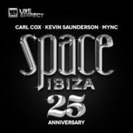 SPACE IBIZA 2014 25TH ANNIVERSARY/CARL COX/SAUNDERSON/MYNC V/A, CD