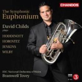 SYMPHONIC EUPHONIUM FRANK TOVEY DAVID CHILDS, CD