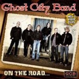 ON THE ROAD GHOST CITY BAND, CD