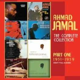 COMPLETE COLLECTION: 1951 - 1959 // PART 1 AHMAD JAMAL, CD