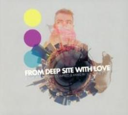 FROM DEEP SITE WITH LOVE COMPILED & MIXED BY SUNSHINE JONES V/A, CD