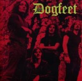 DOGFEET 1970 ALBUM BLUESY PSYCH DOGFEET, CD
