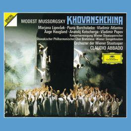 KHOVANSHCHINA ORCH WIEN STAATSOPER/C.ABBADO Audio CD, M. MUSSORGSKY, CD