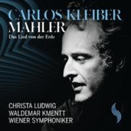 DAS LIED VON DER ERDE CARLOS KLEIBER/CHRISTA LUDWIG G. MAHLER, CD