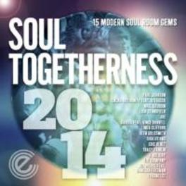 SOUL TOGETHERNESS 2014 P.JOHNSON/L.STANSFIELD/JOE/L.CLIFFORD/J.HOLIDAY/E.BENET V/A, CD