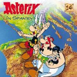 ASTERIX IN SPANIEN AUDIOBOOK, CD