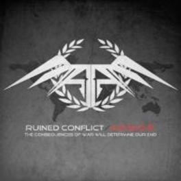 A.R.M.O.R. RUINED CONFLICT, CD