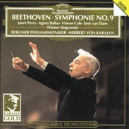 SYMPHONY NO. 9 D MOLL OP.125 BP/KARAJAN Audio CD, L. VAN BEETHOVEN, CD