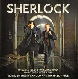 SHERLOCK -SERIE 1- BY DAVID ARNOLD & MICHAEL PRICE OST, CD