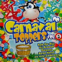 CARNAVAL TOPPERS VOL.5 V/A, CD